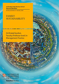 Family Business and Wealth Ownership Programme