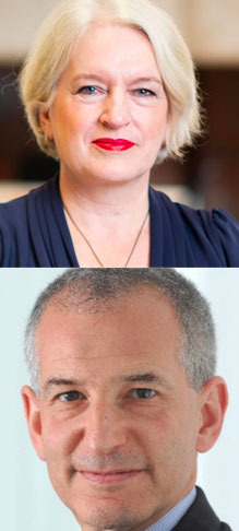 Caroline Underwood OBE, Philanthropy Company Philip Marcovici, The Offices of Philip Marcovici